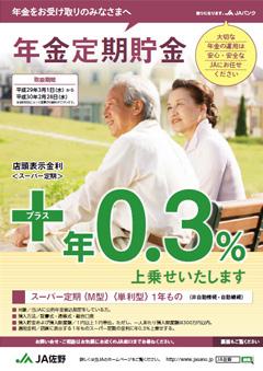 年金定期貯金